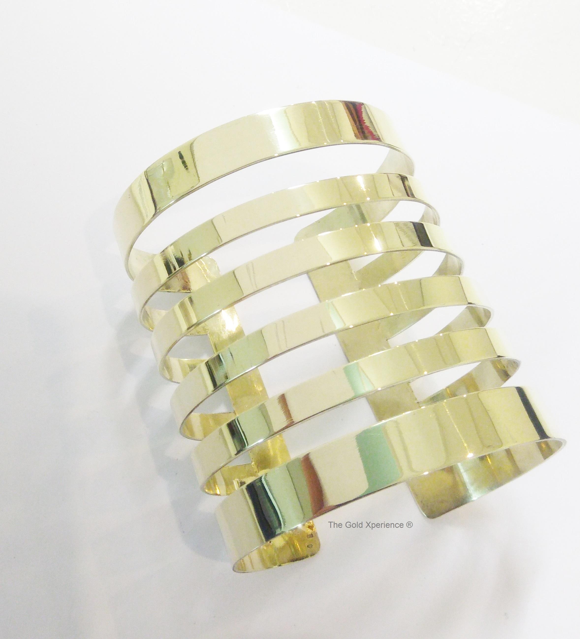Armband goud