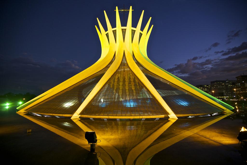 Kathedraal Brasilia
