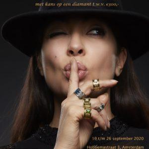 Juwelen expositie Amsterdam 2020