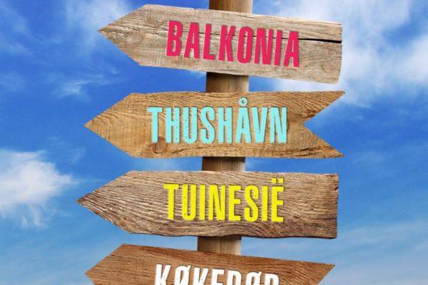 Vakantie in eigen land