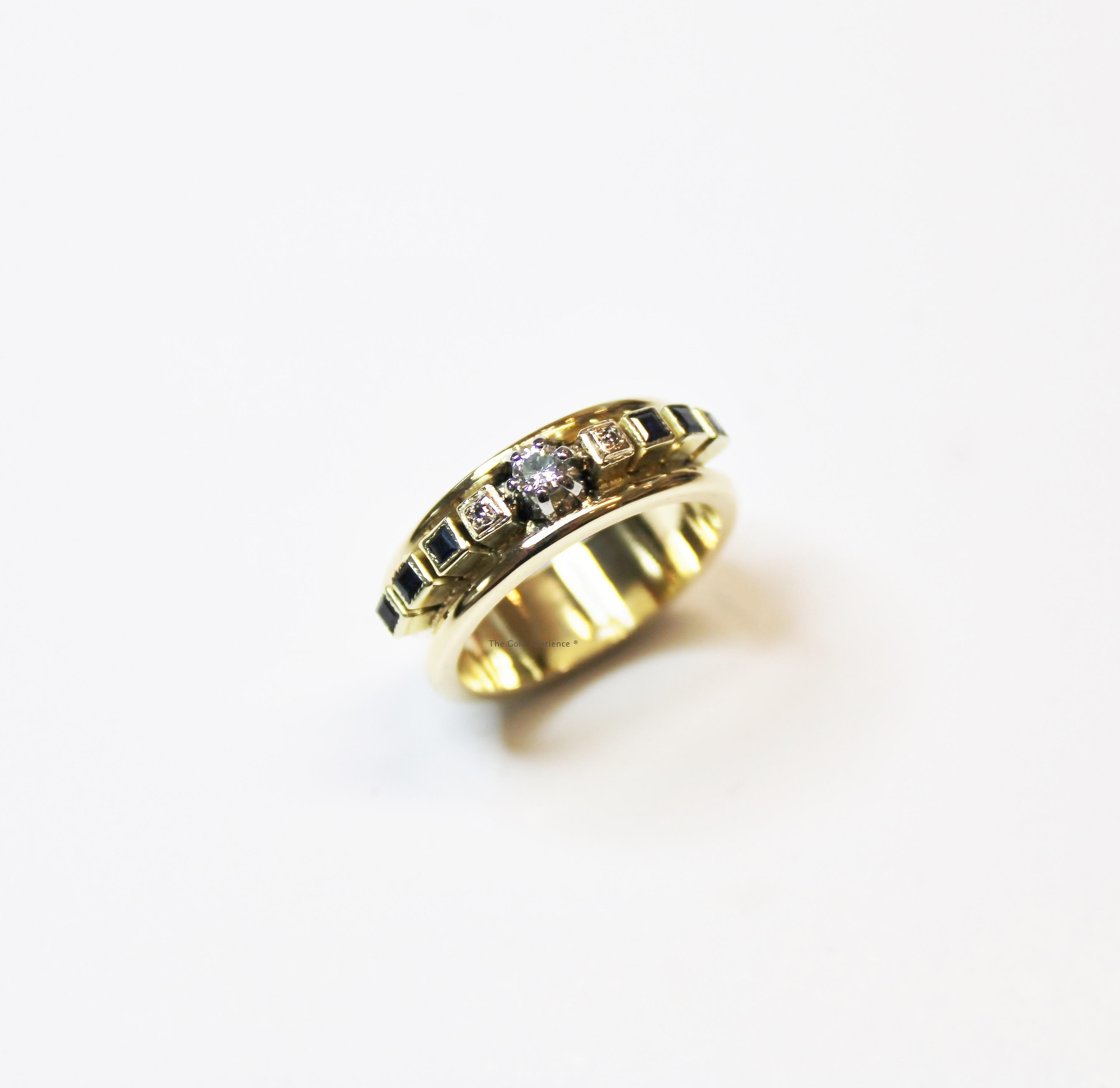 gouden ring laten maken